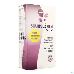Shampoux film promo (sh 150ml + lotion 150ml)