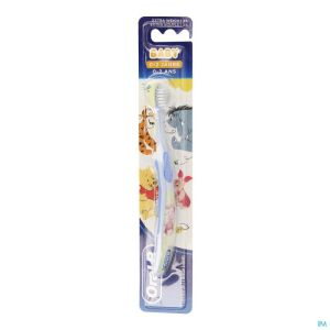 Oral B Brosse Dents Baby Winnie 0-2ans Extra Soft