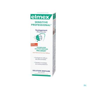 Solution dentaire ELMEX® SENSITIVE PROFESSIONAL™ 400ml