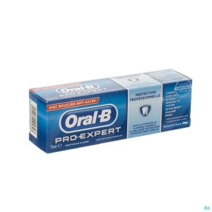 Oral B Pro Expert Multiprotection Clean Douce 75ml
