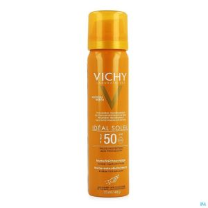 Vichy ideal soleil brume fraich. visage ip50  75ml