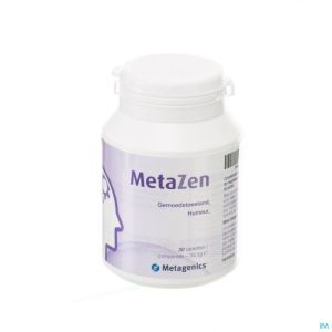 Metazen Comp 30 21961 Metagenics
