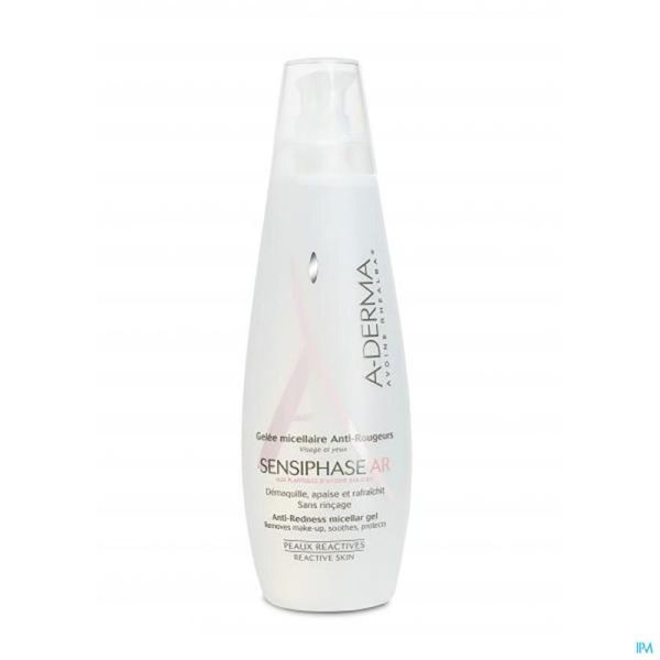 Aderma Sensiphase Ar Gelee Micellaire 200ml